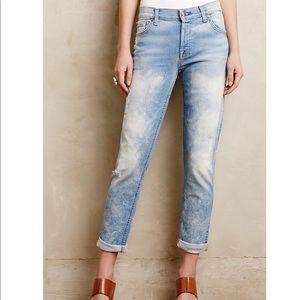 7 Josefina Skinny Boyfriend Jeans